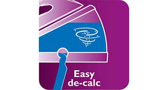 Easy De-Calc: détartrage facile et efficace