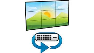 DVI 相互聯繫的系列系統