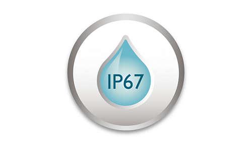 IP 67, infällda spotlights för utomhusbruk