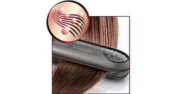 Cuida tu pelo con el ionizador, obtén un cabello brillante y sin frizz