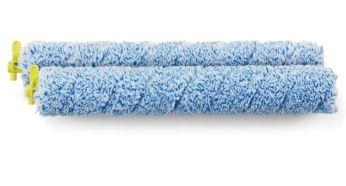 Высокоэффективные и мягкие щетки из микроволокна работают со скоростью 6700об/мин