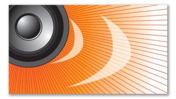 Izvirzītie skandu skaļruņi spēcīgai telpiskajai skaņai