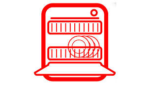 Vaatwasmachinebestendige accessoires