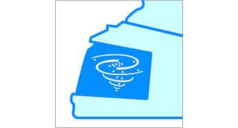 99%-ban vízkőmentes vasalórendszer