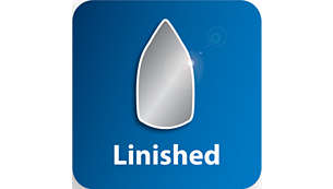 Linished soleplate