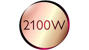 Secador: profesional de 2100 W para un acabado como de peluquería