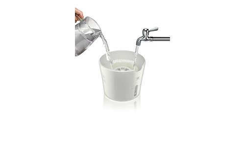 Réservoir facile à remplir