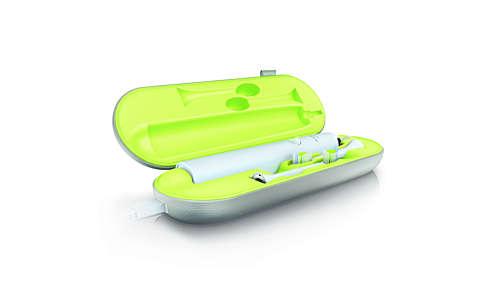 Oplaadreisetui met USB zodat u uw tandenborstel overal mee naartoe kunt nemen