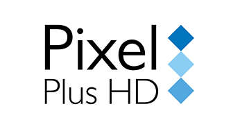 Pixel Plus HD for better details, depth and clarity