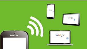 创建个人 WiFi 热点,在外出时时刻保持联络