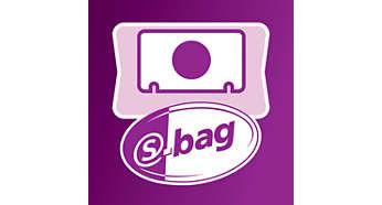 S-Bag Ultra Long Performance für optimale Reinigungsergebnisse