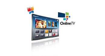 Acceso a Internet y a los servicios en línea más reconocidos