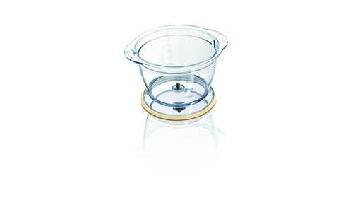 1 L plastic bowl