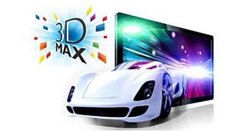 3DMax à 120Hz