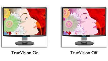 Το TrueVision εξασφαλίζει εικόνες ποιότητας εργαστηρίου
