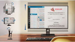 SmartErgoBase enables people-friendly ergonomic adjustments