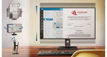 SmartErgoBase enables people-friendly ergonomic adjustments