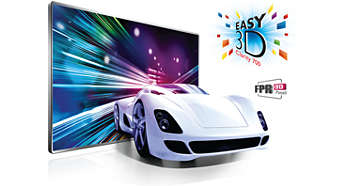 Easy 3D Clarity 700 for a comfortable 3D movie experience