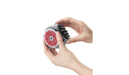 Innovatives zweiseitiges Reinigungswerkzeug