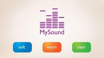 Perfiles de MySound para coincidir con su preferencia de sonido