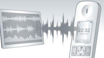 Vynikající kvalita hlasu díkypokročilému testování aladění zvuku