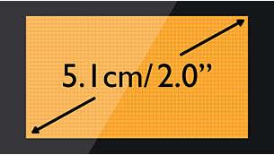 """Большой дисплей с точечной матрицей 5,1 см (2,0"""")"""