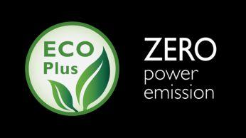 Reduce el 60%de radiación cuando el modo ECO está activado