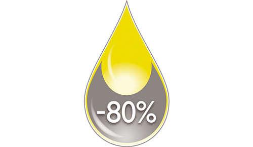 Tehnologie RapidAir, pentru gătire mai sănătoasă, cu aer fierbinte în loc de ulei