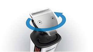 Aparador reversível: bordas de 32mm e 15mm para criar os detalhes perfeitos