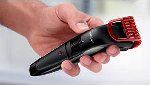 Design ergonomique pour une meilleure prise en main