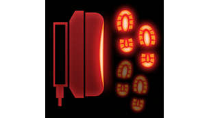 Precyzyjnie dostrojone 40-milimetrowe przetworniki zapewniają prawdziwie czysty dźwięk
