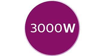 Fer 3000W pour une montée en température rapide