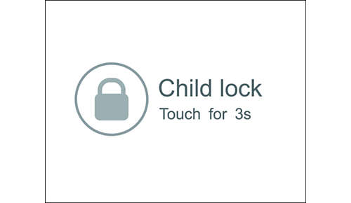 Child safety lock design to make kitchen safer