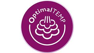 OptimalTEMP: la combinaison parfaite de vapeur et température