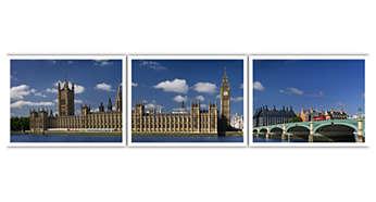 Unión de fotografías para crear excelentes imágenes panorámicas