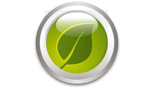 Erittäin alhainen energiankulutus – säästää vähintään 80 %