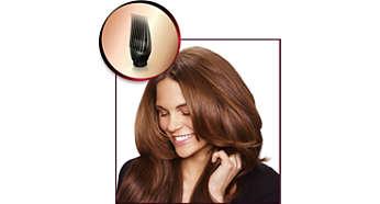 Насадка для придания объема волос у корней