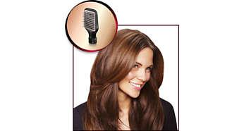 Насадка для выпрямления для естественной красоты ваших волос