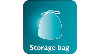 حقيبة تخزين استثنائية لسهولة التخزين