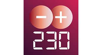 230 °C profesionalus kaitinimas – nuostabūs rezultatai