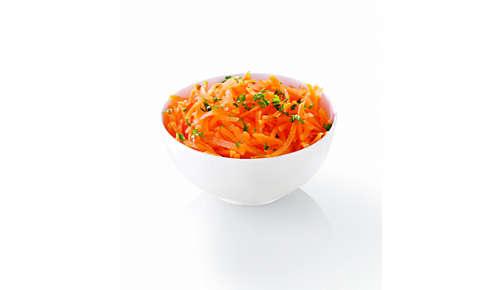 Disco julienne per strisce di verdura sottili (4 mm)