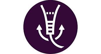 Въртящ се кабел за предотвратяване на заплитане