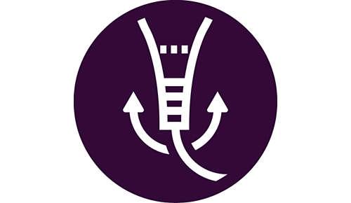 Kabelgelenk zur Vermeidung von Kabelgewirr