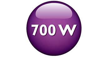 Moteur puissant de 700W