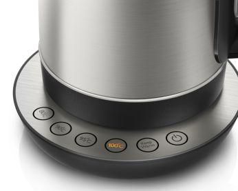 4 предварително настроени бутона за избор на предпочитаната гореща напитка