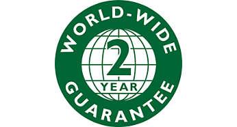 2 anos de garantia