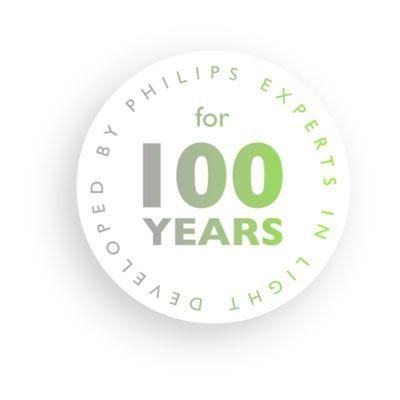 Разработано Philips