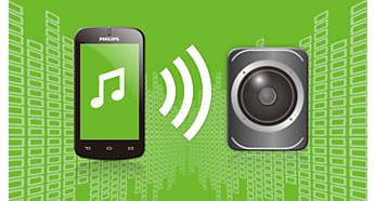 Streaming de muzică wireless prin Bluetooth
