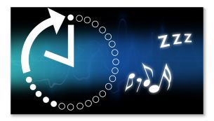 Sleep timer helps you to drop off to your favourite music