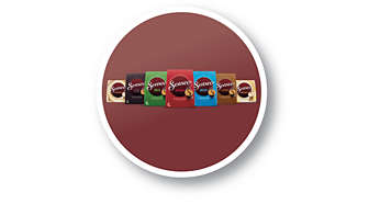 Variedades de tipos e sabores para diferentes gostos